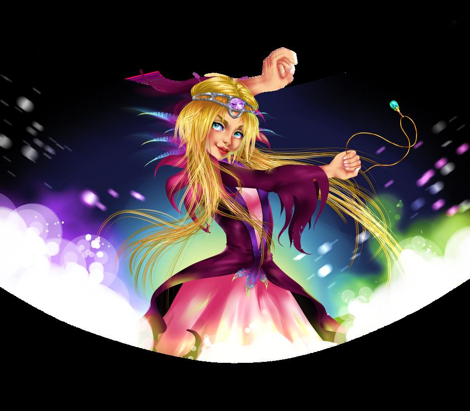 Great Queen (Elyon) by NiaTayn