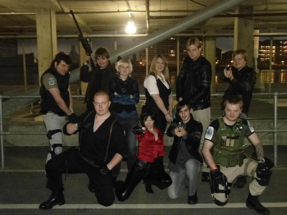 Resident Evil 6 by Numta