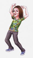 Weird Al Yankovic's 52 by elooly