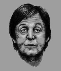 Paul McCartney's 70 by elooly