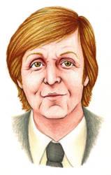 Paul McCartney's 72 by elooly