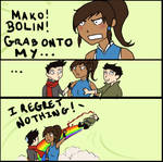 Adventure Time with Korra