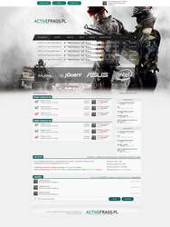 Layout Activefrags - forum counter strike