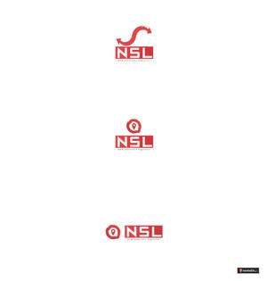 NSL new solutions logistics LOGOTYP