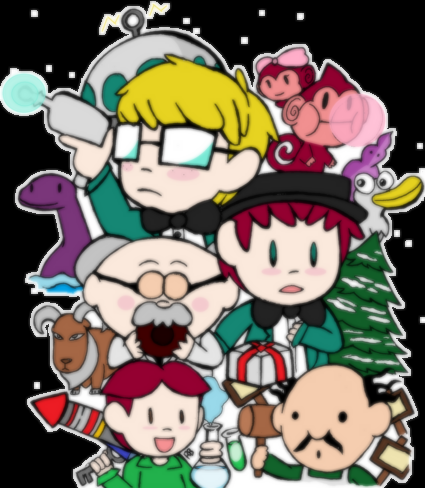 My favorite part of Earthbound by flapjackfan4444