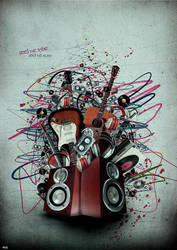 feel the music by polel