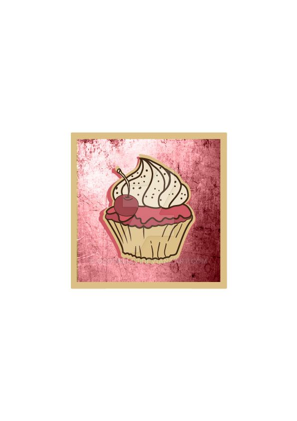Cupcake for my_sister by Ocotber93