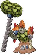 Earth elemental (for omega's contest) by Akatsukistudios9