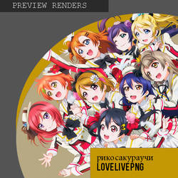 [SEARCH ON FAMILY RENDERS] love live