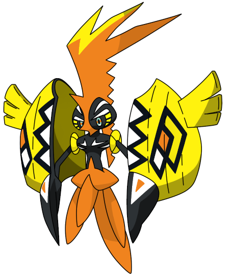 Tapu Koko 1 By Fernikart57 On Deviantart