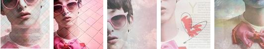 lee soohyuk icon set by LoveLittlePanda