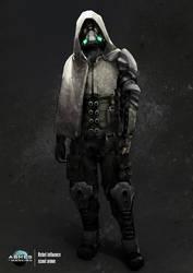 Rebel scout armor by azariel87