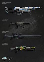 gun set 1 by azariel87