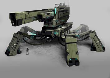 Tank concept by azariel87
