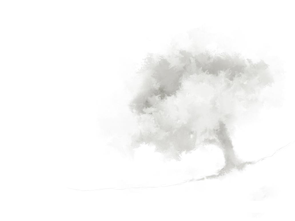 a tree by wyx