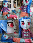 Sonata Dusk Ball Jointed Plush SOLD