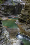 Watkins Glen State Park, NY 12 by Earth-Divine
