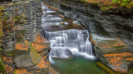 Robert H. Treman State Park 2 by Earth-Divine