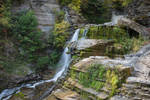 Lucifer Falls Close Up by Earth-Divine
