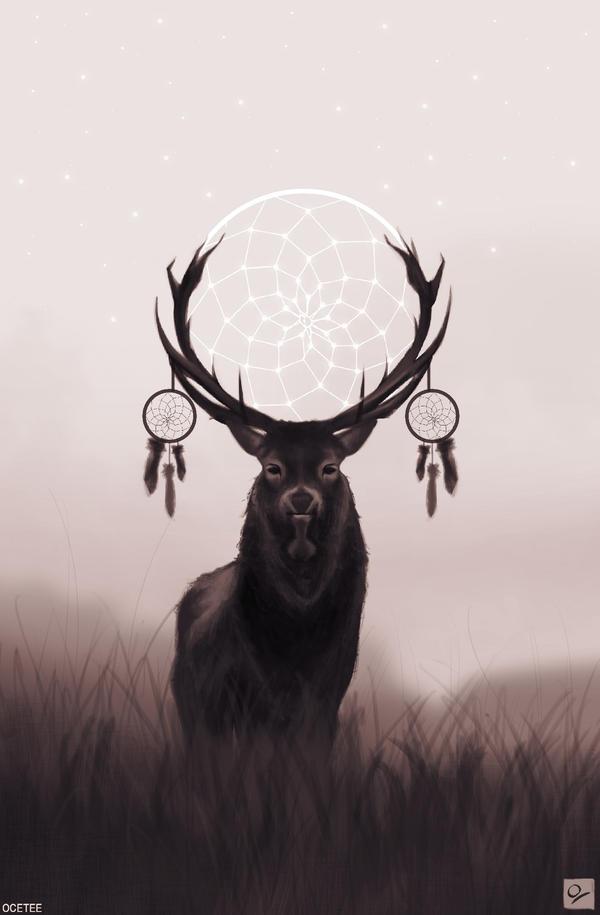 Философия в картинках - Страница 35 Oh_deer_by_ocetee-dced6h1