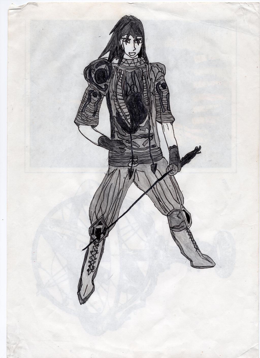 Keffier guard by LOrdalie