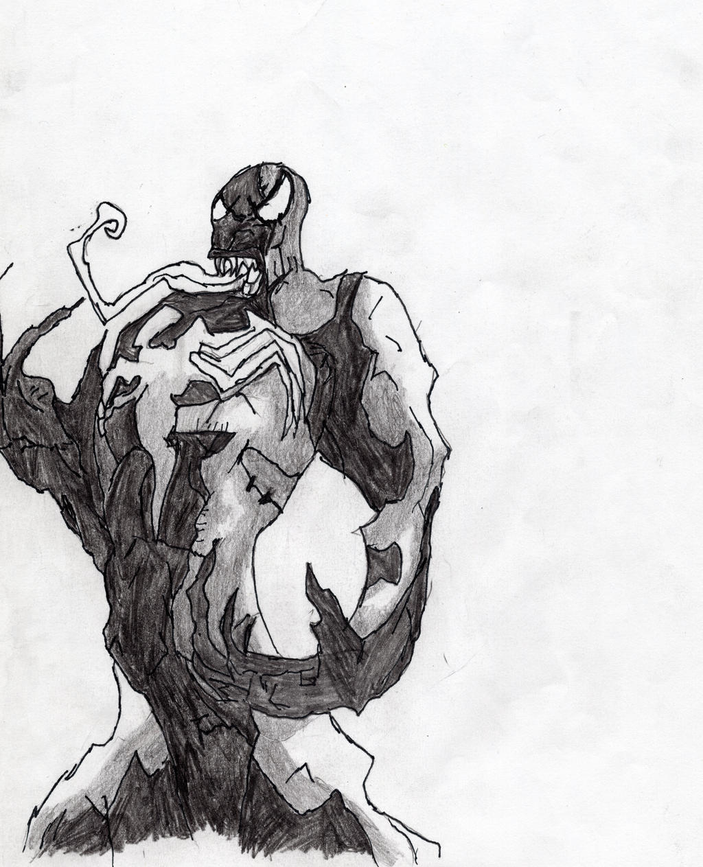 Venom by LOrdalie