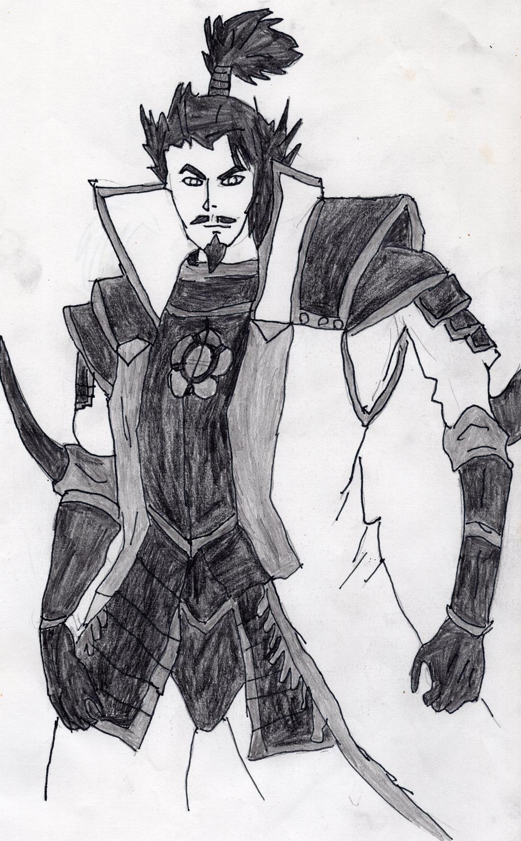 General Sun Quan by LOrdalie