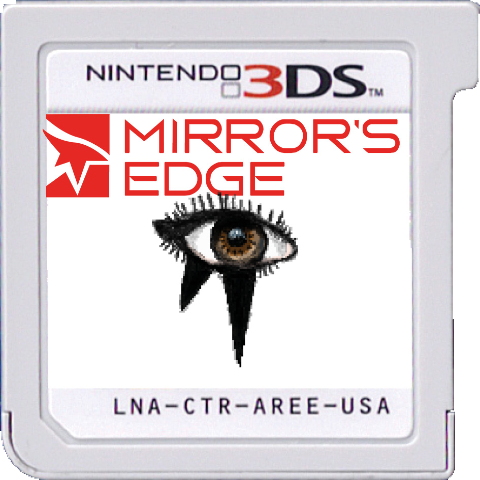 Game Mirror Edge by LOrdalie