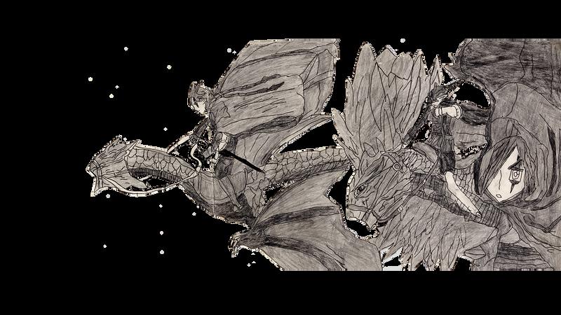 Dragon Assault II by LOrdalie