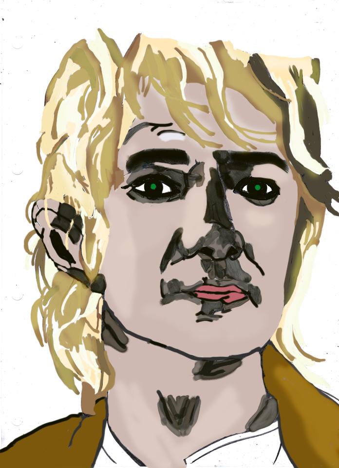 Portrait #1 Soft by LOrdalie