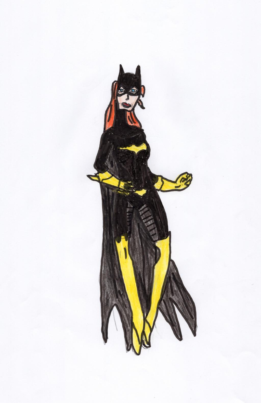 Batgirl by LOrdalie