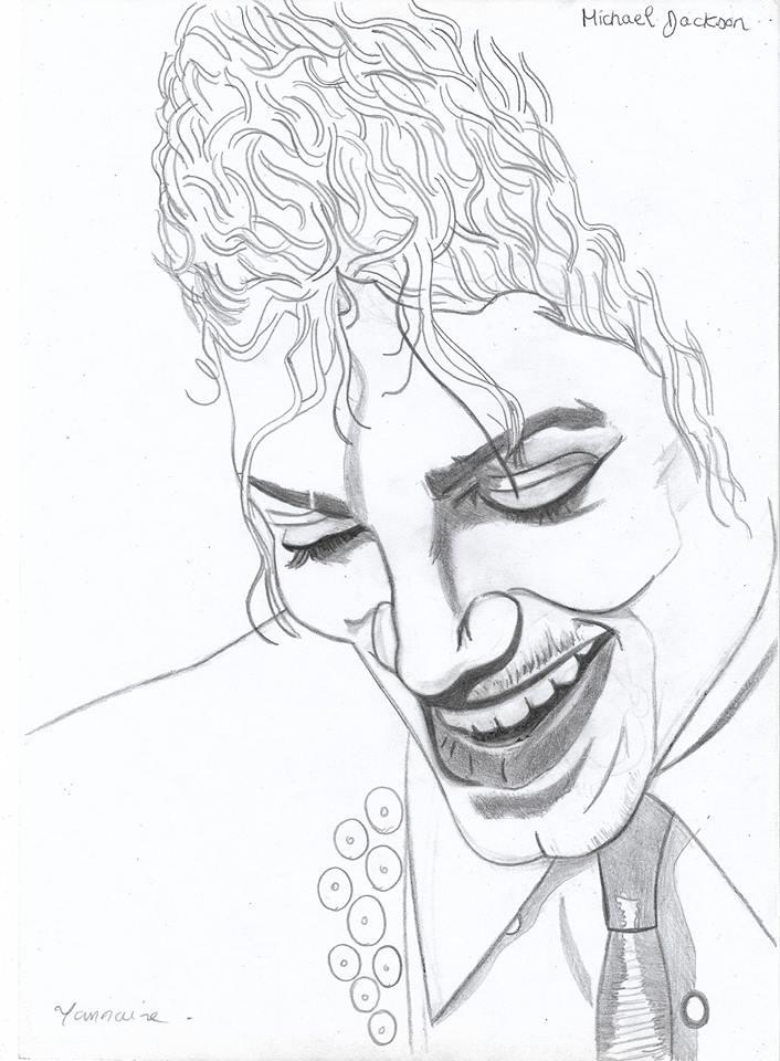 Michael Jackson by LOrdalie