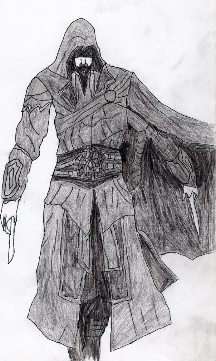 Assassin Creed #1 : Ezio Auditore Da Firenze by LOrdalie
