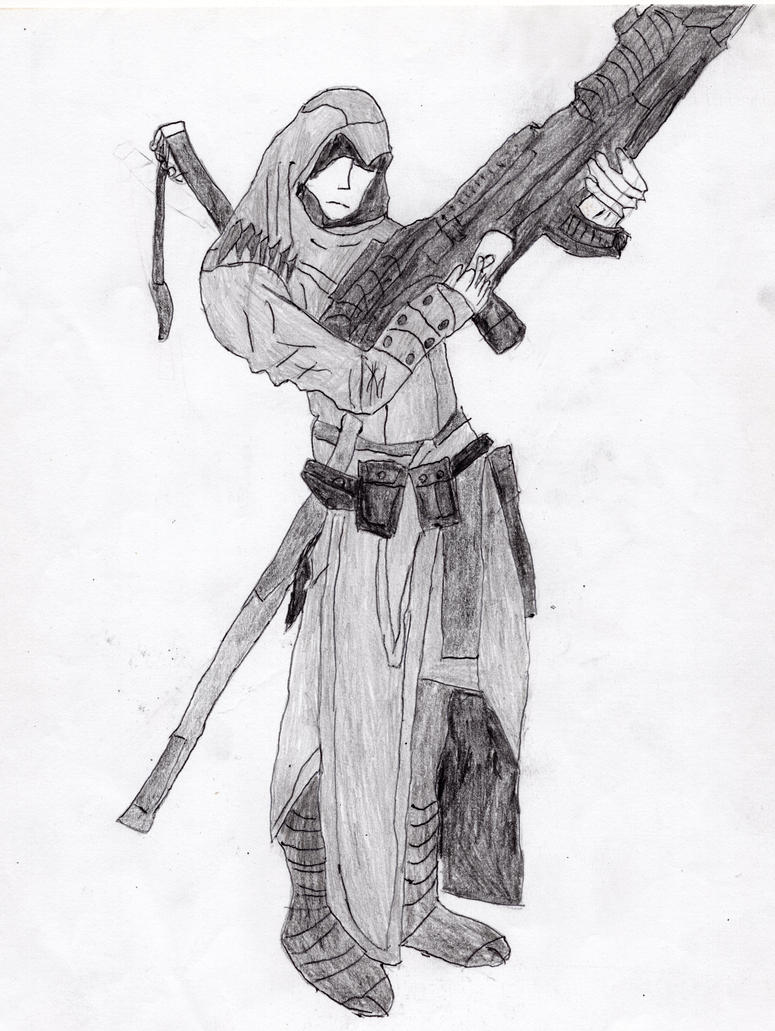 Assassin Creed # 3 : XX Century Assassin by LOrdalie