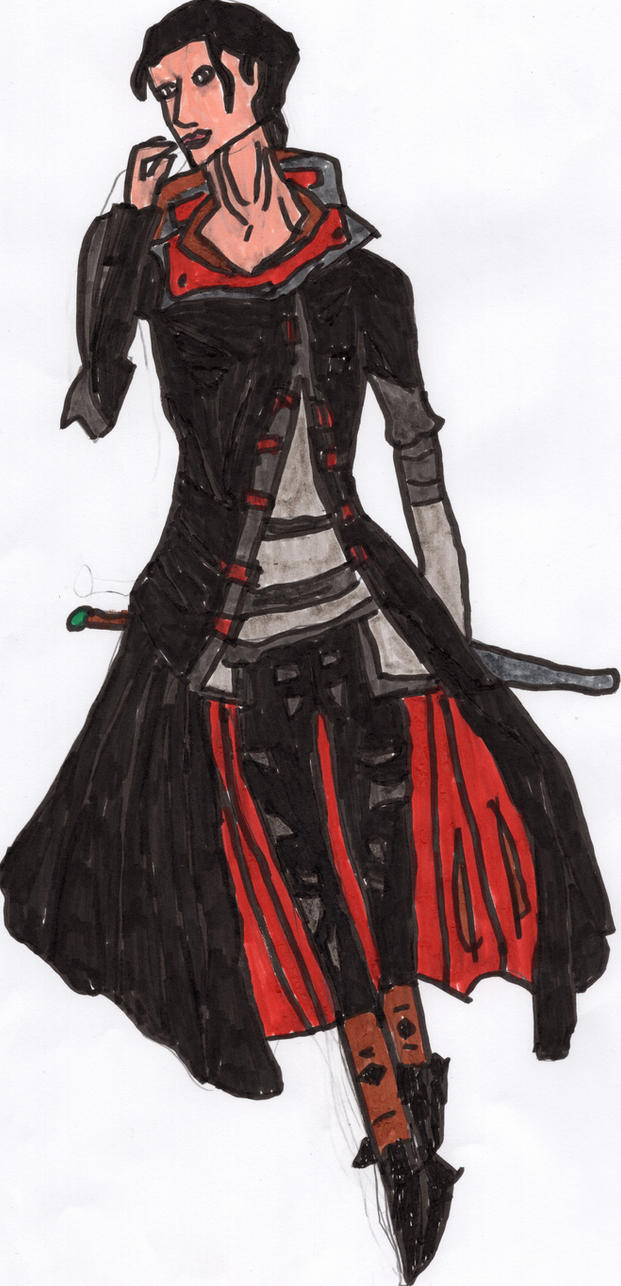 Assassin Creed # 6 : Evie Frye by LOrdalie