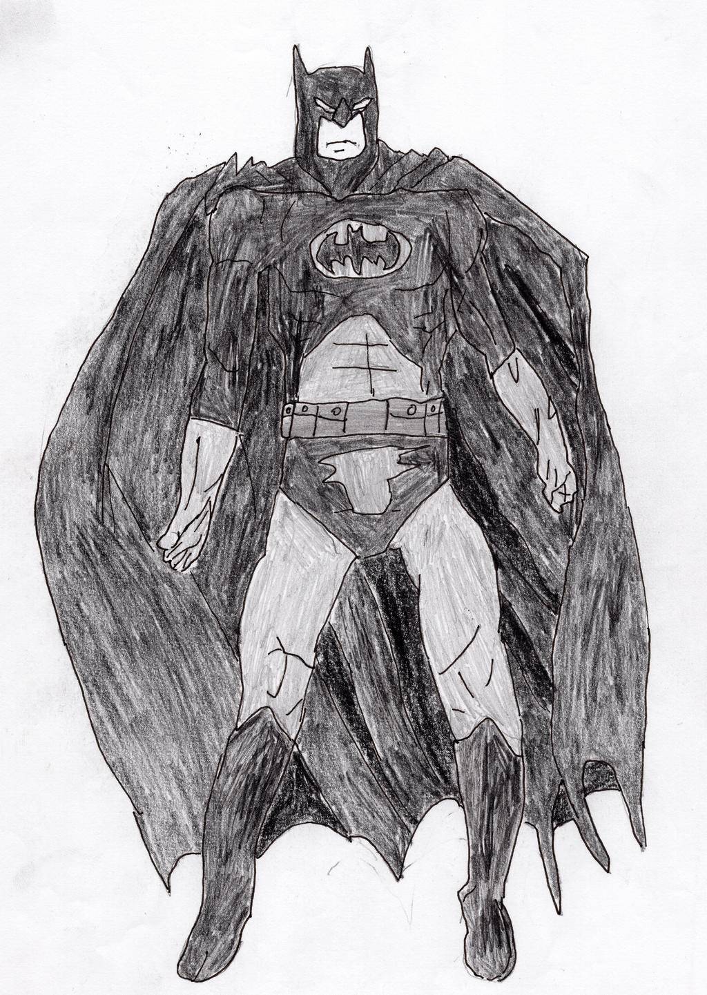#1 : The Batman by LOrdalie