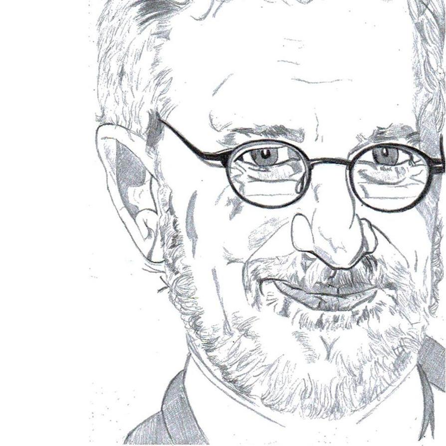 Steven Spielberg : The King by LOrdalie