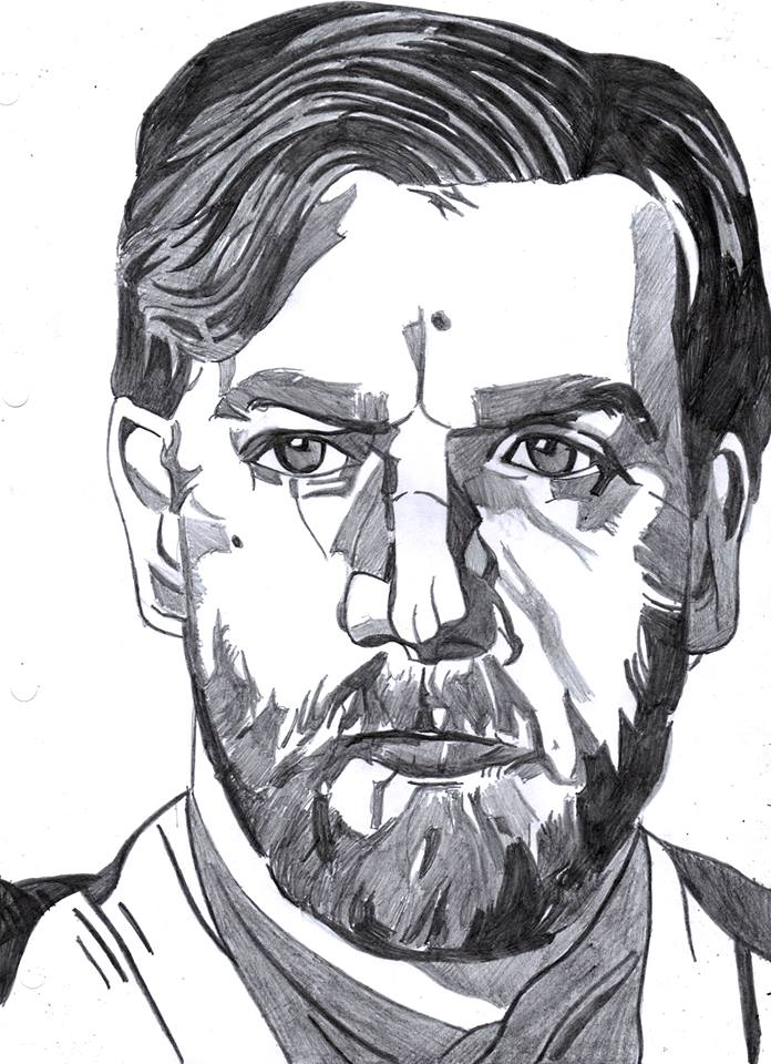 Obi Wan Kenobi - Ewan Mcgregor by LOrdalie