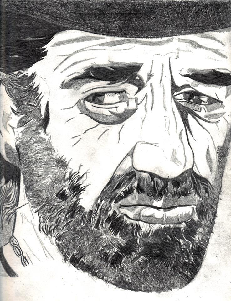 Belmondo #2 by LOrdalie