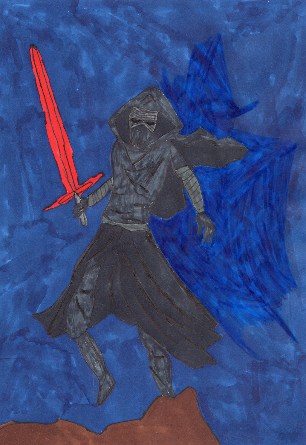 Kylo Ren, the no-charisma Sith by LOrdalie
