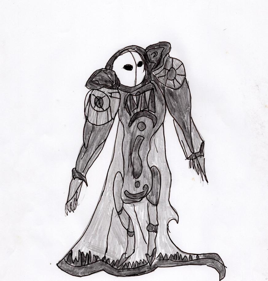 Unknown Alien by LOrdalie