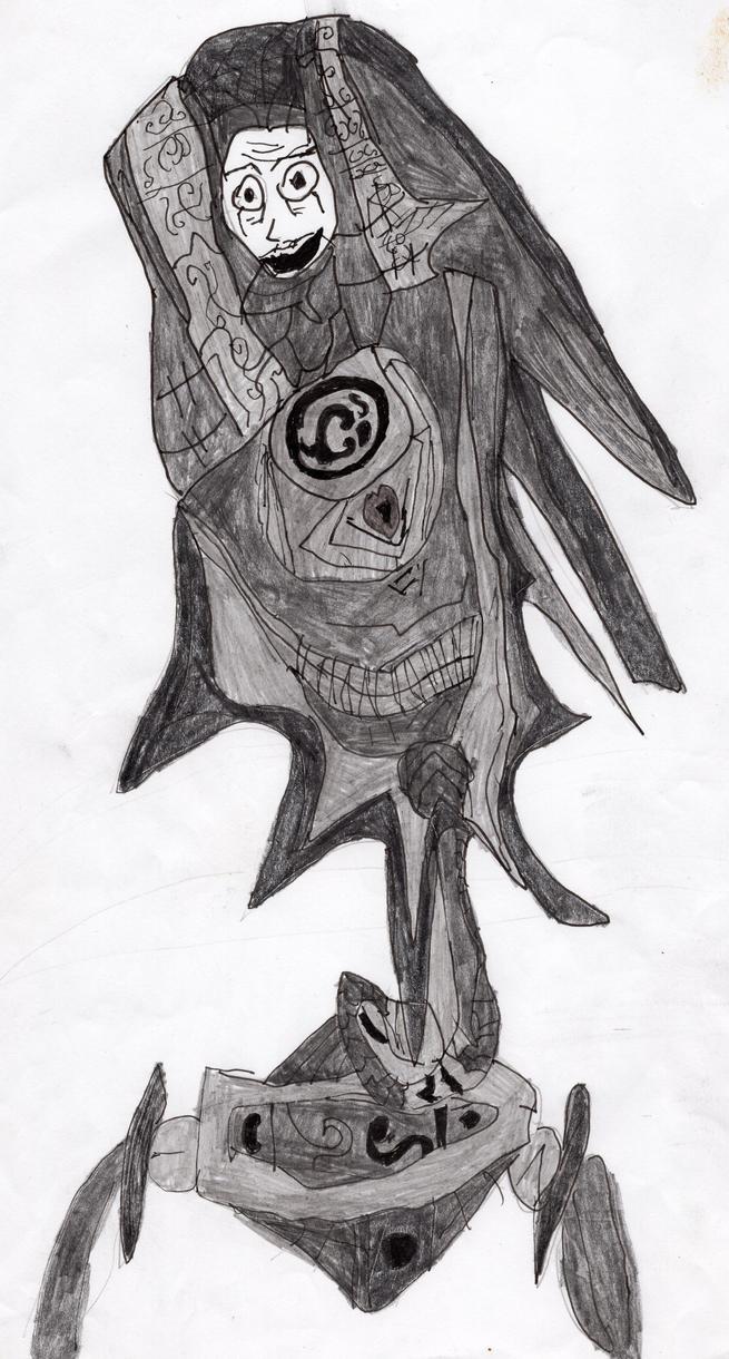Evil Beast by LOrdalie