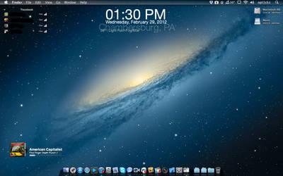 Feb Desktop by opt1ckz
