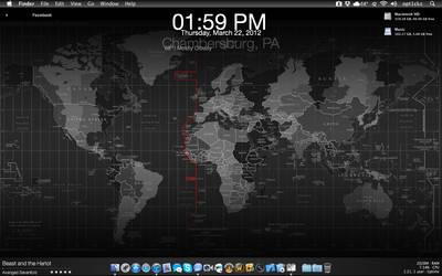 My current desktop, 3 22 12 by opt1ckz