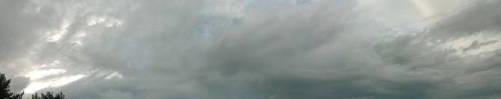 Skyline Panoramic by opt1ckz