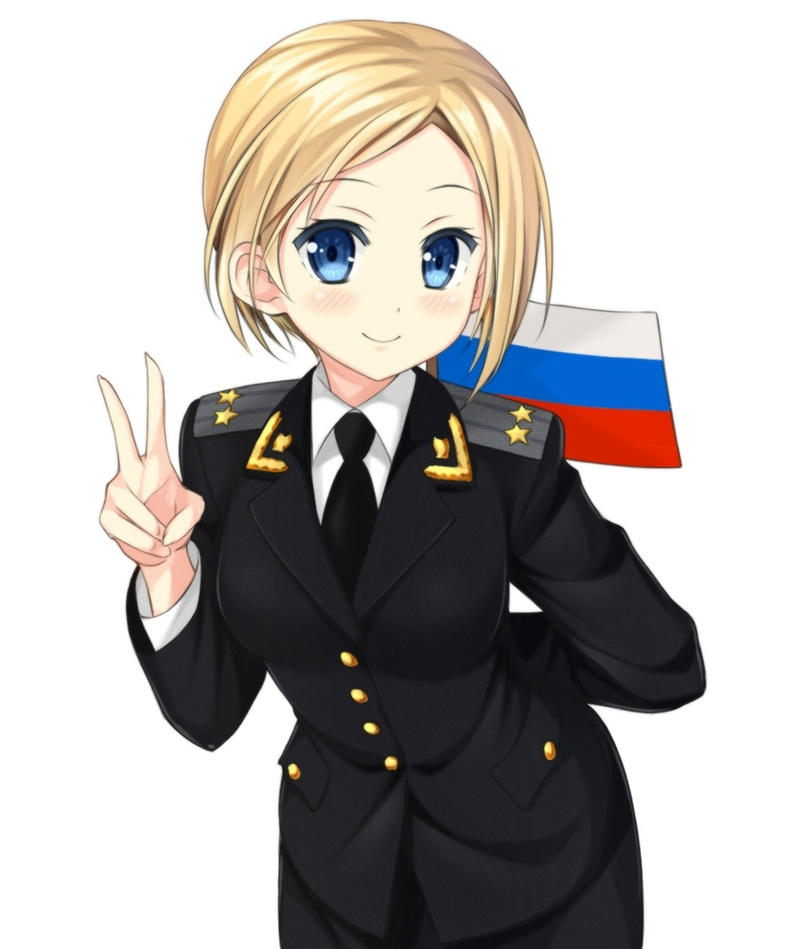Natalia Poklonskaya by aloron666