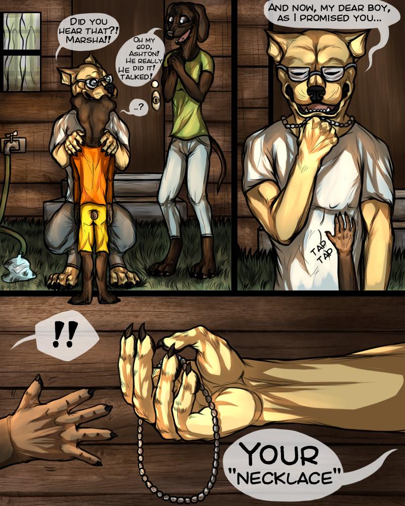 Growing Until Tall pg.2 by CrashSpyro98