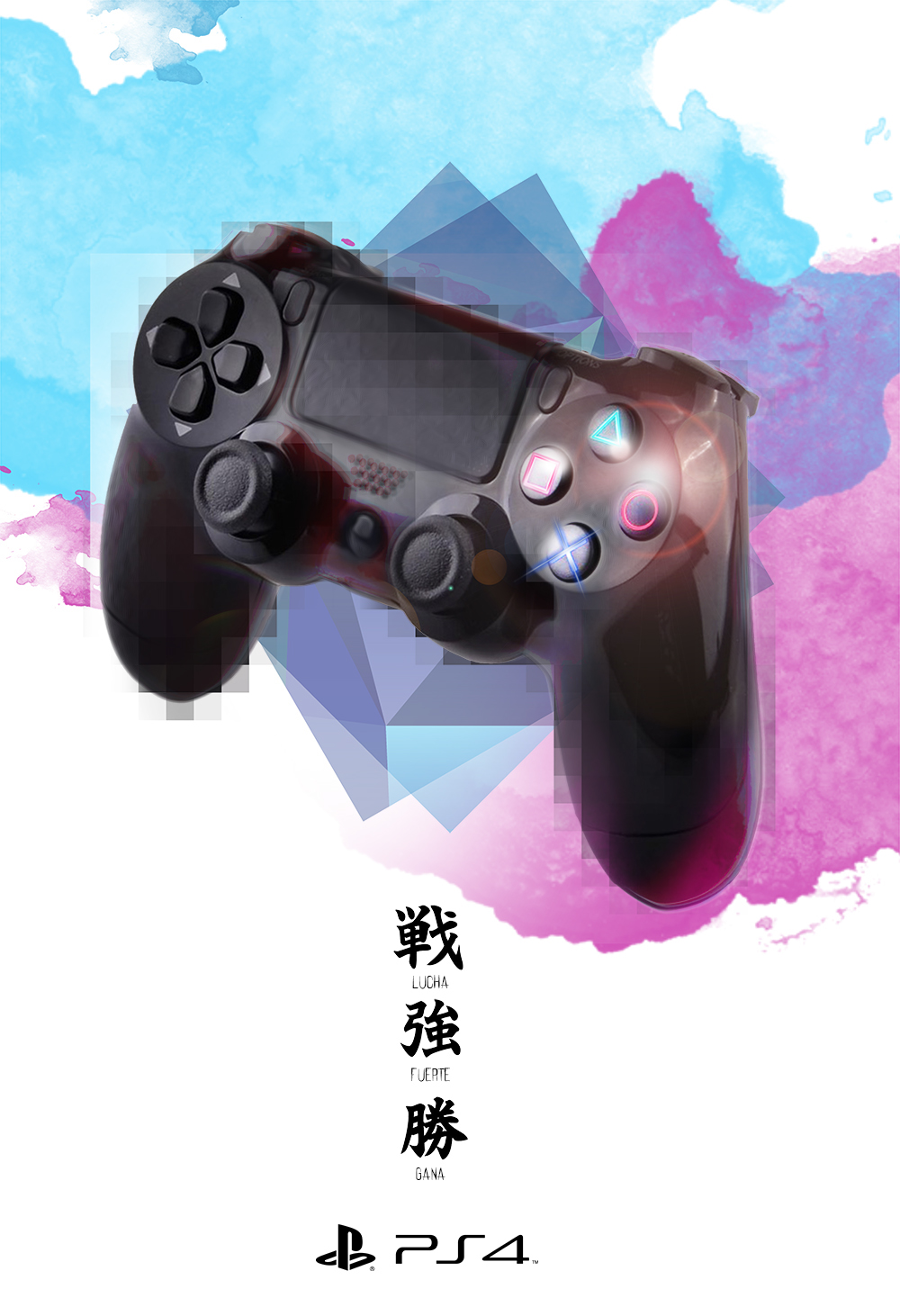 playstation poster