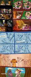 HDIMYF - Doodles 1/2 by chizuu-ru