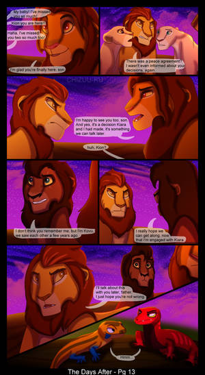 The Days After - Ch 1 Pg 13